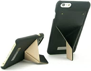 ロジック 折り紙レザースタンドケース [便利 機能的 スマート] iPhone6プラス用 (Origami Leather) LG-OLIP6-P