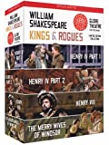 Kings And Rogues Box Set (Henry IV/ VIII/ Merry Wives) [Globe on Screen] [DVD] [2012] [NTSC] by Roger Allam
