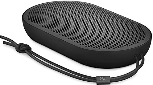 B&O Play BeoPlay P2ワイヤレススピーカー Bluetooth対応 / 360°サラウンドサウンド / ハンズフリー通話対応 ブラック Beoplay P2 Black 【国内正規品】