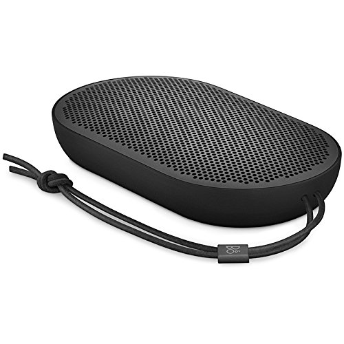 B&O Play BeoPlay P2 ワイヤレススピーカー Bluetooth対応 / 360°サラウンドサウンド / ハンズフリー通話対応 ブラック Beoplay P2 Black 【国内正規品】