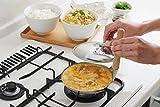 ヨシカワ ステンレス親子鍋 蓋 YH8969 画像