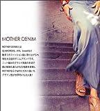 ロングスカート 大きいサイズ マザー デニム画像①