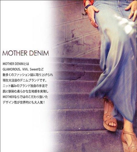 ロングスカート 大きいサイズ マザー デニム