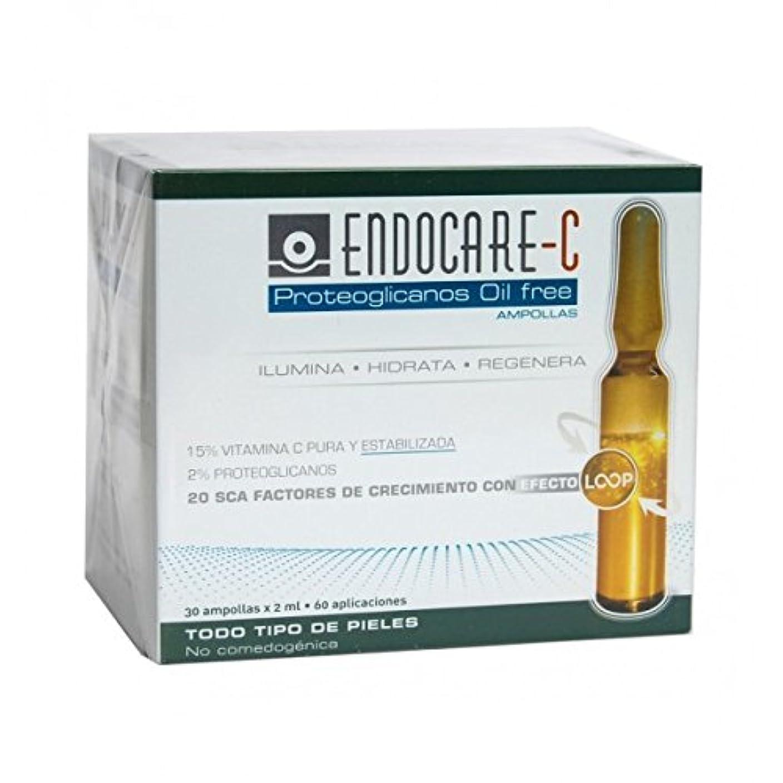 勧告修士号トランジスタEndocare C Proteoglicanos Oil Free 30 ampollas x 2ml