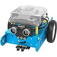 Makeblock mBot プログラミング ロボット おもちゃ ラジコン キット STEM 知育 教育 玩具 子供 こども 小学生 キッズ 学習 工作 組み立て DIY Bluetooth 日本語対応 プレゼント ブルー【メーカー直販品】