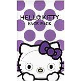 HELLO KITTY なりきりフェイスパック キティラベンダー 20ml×2枚