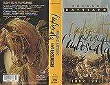 L Imboscata Live Tour 1997 by Franco Battiato (VHS)