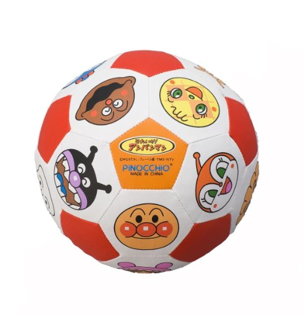 コンパクト単調なアンパンマン ふわふわサッカーボール