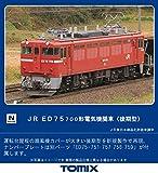 TOMIX Nゲージ JR ED75 700形 後期型 7157 鉄道模型 電気機関車