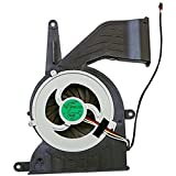 wangpeng® New ノートパソコン CPUファン適用される 付け替え Fan For HP Omni 120 120-1132 120-1134 120-1135 120-1136 All-in-One Desktop P/N: 658909-001 AB1305HX-PDB 4 wires