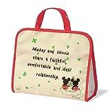 【Disney】ディズニー スパバッグ ミッキー&ミニー ミッキー&ミニー
