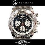 ブライトリング クロノマット44 A012B67PA ブラック/シルバー メンズ 腕時計 [並行輸入品]