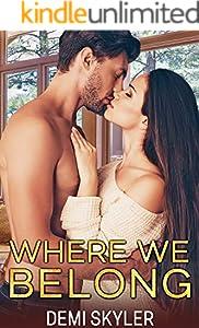 Where We Belong: Mountain Man Romance (English Edition)