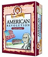 Educational Trivia Card Game - Professor Noggin's American Revolution [並行輸入品]