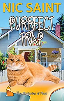 Purrfect Trap (The Mysteries of Max Book 15) by [Saint, Nic]