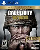 Call of Duty: WWII - Gold Edition (輸入版:北米) - PS4