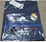 FC東京 VS レアル・マドリー 記念Tシャツ 紺 Sサイズ