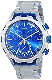 [スウォッチ]SWATCH 腕時計 Irony Chrono Xlite(アイロニー クロノ エックスライト) ENDLESS ENERGY YYS4001AG メンズ 【正規輸入品】