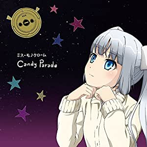 5thシングル「Candy Parade」【初回限定盤】