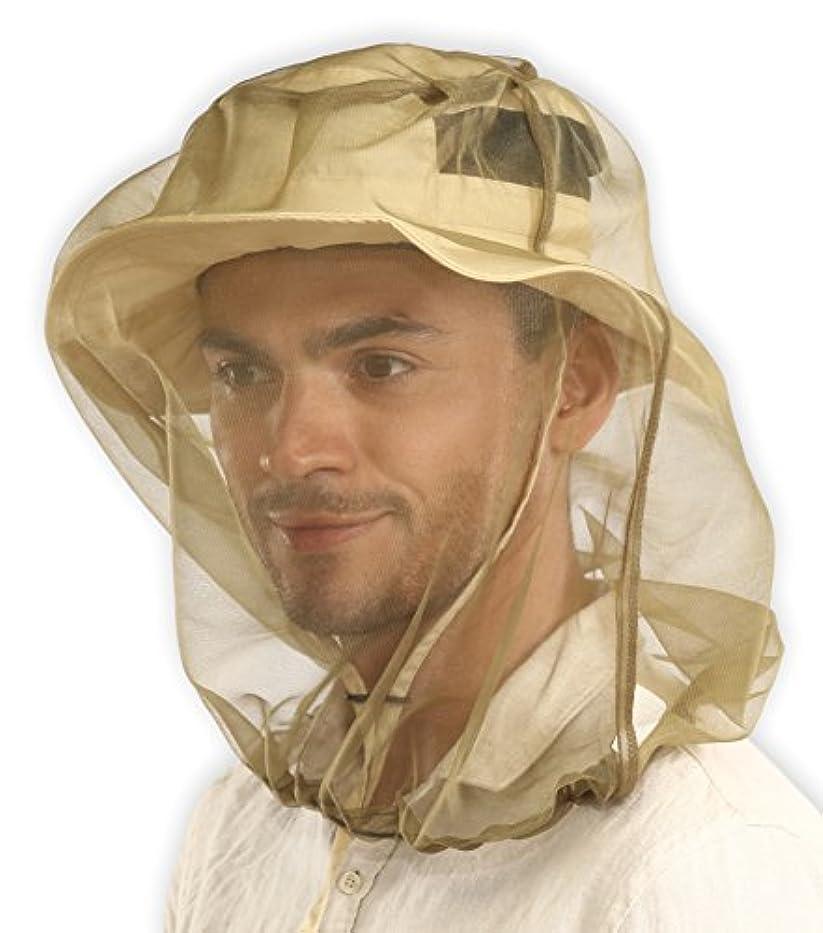 仮定する説明的メッシュTough Outdoors Mosquito Head Net