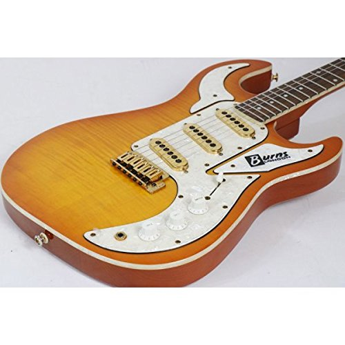 Burns London / Shadow Special Honeyburst