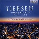 ヤン・ティルセン:ピアノ作品集~『アメリ』『グッバイ、レーニン!』 ファン・フェーン(2CD)