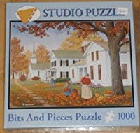 Studio puzzle Bits and Pieces JOHN SLOANE HANDS TO WORK 1000 pc [並行輸入品]