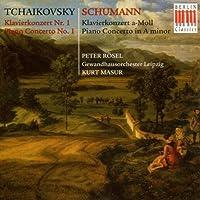 Piano Concerto 1 / Piano Concerto in a Minor