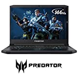 "Acer Predator Helios 300 Gaming Laptop PC, 15.6"" Full HD 144Hz 3ms IPS Display, Intel i7-9750H, GTX 1660 Ti 6GB, 16GB DDR4, 256GB PCIe NVMe SSD, Backlit Keyboard, PH315-52-78VL, 15-15.99 inches"