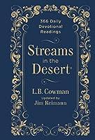 Streams in the Desert: 366 Daily Devotional Readings by Zondervan(2013-12-25)
