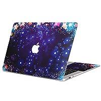 Macbook Pro 13inch 2019/18/17/16 専用スキンシール A1989 / A1706 / A1708 マックブック プロ 13インチ 専用シール フィルム ステッカー アクセサリー 保護 012450 空 夜空 星