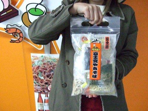 (富士宮焼きそば) 【富士宮から直送】 富士宮やきそば 3人前セット