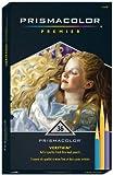 Prismacolor (プリズマカラー) Premier Verithin Colored Pencils 色鉛筆 36色セット 【並行輸入品】