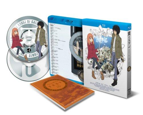 東のエデン 第1巻 (初回限定生産版)【Amazon.co.jp 限定リバーシブル・ジャケット仕様】 [Blu-ray]の詳細を見る