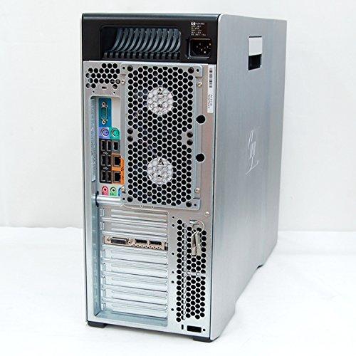 『中古ワークステーション HP Z800 WorkStation [NVIDIA Quadro 4000] (Windows 7 Professional 64ビット/ Xeon X5687 / 8GB / 450GB / Blu-Ray)』の1枚目の画像