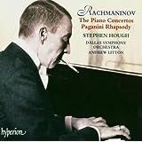 Piano Concerti / Paganini Rhapsody (Hybr)