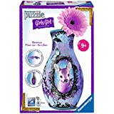 Ravensburger Animal Trend Flower Vase 3D Puz 216pc,3D Puzzles