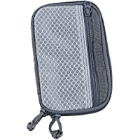 "Rite in the Rain Weatherproof Pocket Organizer, 3"" x 5"", Wolf Gray CORDURA fabric Cover (No. P835)"