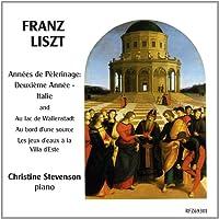 Liszt-Annaes De P'lerinage-Italie