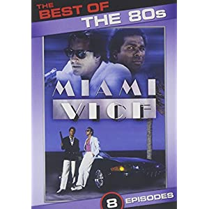 Best of the 80's: Miami Vice [DVD] [Import]
