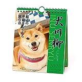 アートプリントジャパン 2020年 犬川柳(週めくり)カレンダー vol.005 1000109214