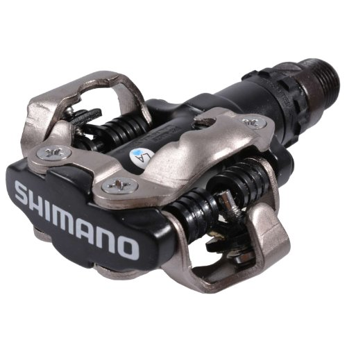 シマノ 両面SPDペダル PD-M520 ブラック EPDM520L
