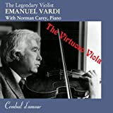 The Virtuoso Viola by Emanuel Vardi (2008-07-29)