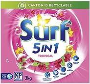 Surf Laundry Powder Tropical, 3kg