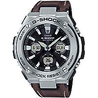 [カシオ]CASIO 腕時計 G-SHOCK ジーショック G-STEEL 電波ソーラー GST-W130L-1AJF メンズ