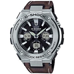 [カシオ]CASIO 腕時計 G-SHOCK G-STEEL 世界6局対応電波ソーラー GST-W130L-1AJF メンズ