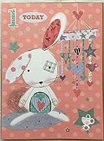 キュートAge 11st誕生日カードGirl Large誕生日カード新しいギフト