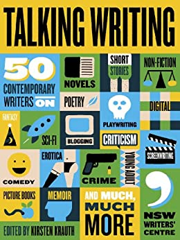 Talking Writing by [Krauth, Kirsten]