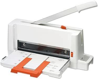 プラス 裁断機 コンパクト断裁機 PK-113 裁断幅A4タテ 26-310