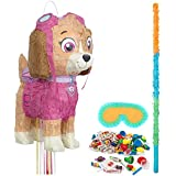 BirthdayExpress Paw Patrol Pink Party Supplies Pinata Kit